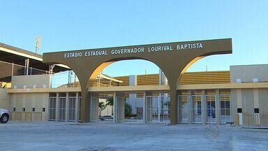 Veja como está o novo Estádio do Batistão - Estádio será reinaugurado no jogo entre Confiança e Vitória