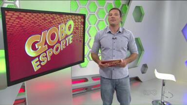 Veja a edição na íntegra do Globo Esporte Paraná de sexta-feira, 16/01/2015 - Veja a edição na íntegra do Globo Esporte Paraná de sexta-feira, 16/01/2015