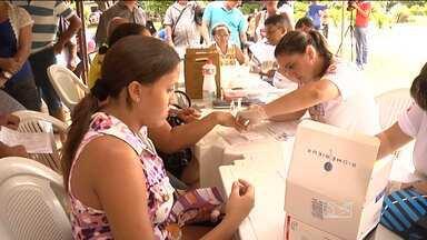 Exames de hepatite e diabetes são oferecidos gratuitamente em Balsas - Ação visa promover saúde preventiva