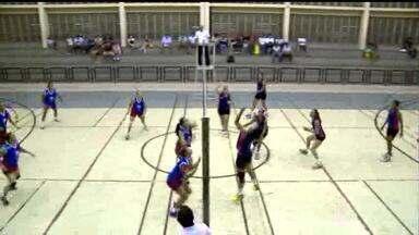 Campeonato Piauiense de Volei 2014 está sendo disputado em 2015 - Campeonato Piauiense de Volei 2014 está sendo disputado em 2015
