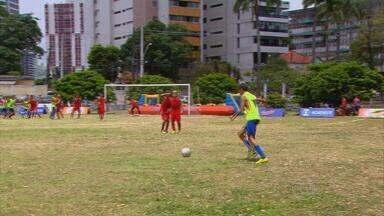 Vila Cardeal conquista título de campeão da segunda edição da Tareco - Equipe venceu o time do Alto Pereirinha, por 1 a 0, e fez a festa no campo do Derby
