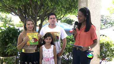 Escritora infantil lança livro em Aracaju - Escritora infantil lança livro em Aracaju.