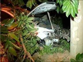 Polícia procura por motorista que atropelou e matou 6 pessoas em Belo Oriente - O acidente foi na noite desta sexta-feira (16).