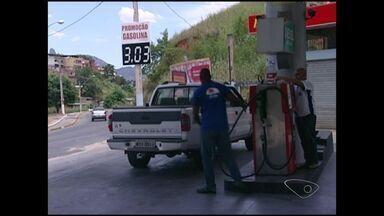 Preço de combustível varia em Cachoeiro, no ES - Dica para o motorista é pesquisar preços.
