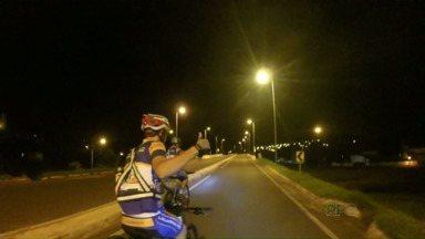 Amigos de Umuarama viajam mais de 1000 quilômetros de bicicleta e realizam sonho - Eles foram da capital da Amizade, no Paraná, até Aparecida, em São Paulo.