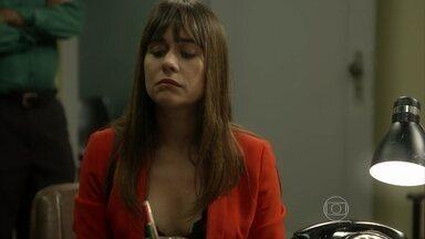 Boogie Oogie - Capítulo de sábado, dia 17/01/2015, na íntegra - Susana faz uma proposta a Cristina