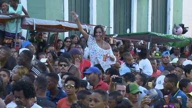 Projeto musical do Olodum lota o Pelourinho - O Femadum mistura música e arte e reuniu dezenas de pessoas no Centro Histórico de Salvador.
