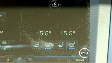 Calor faz procura por instalação de ar condicionado em carros aumentar - Em lojas de São José dos Campos, a procura pela instalação aumentar em 69% nesse começo de ano.