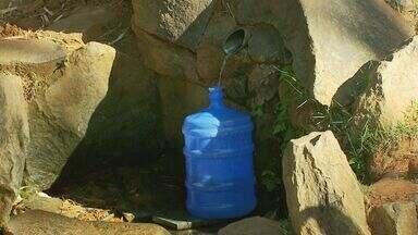Moradores de Varginha seguem com problemas de falta de água - Moradores de Varginha seguem com problemas de falta de água