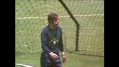 """""""Quem foi?"""": Félix, lendário goleiro do Fluminense e da seleção brasileira - Jornalistas e esportistas exaltam as qualidades do arqueiro campeão do mundo em 1970."""