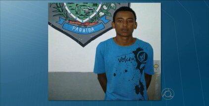 Detento do semiaberto que estava firagido foi preso no Centro de João Pessoa - Ele foi preso com drogas e uma pistola.