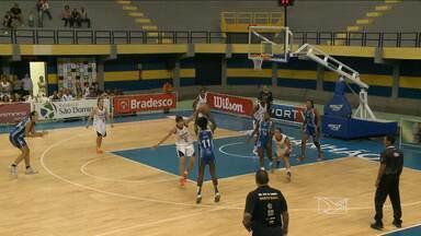 Maranhão Basquete sofre a primeira derrota jogando em casa, na LBF - Equipe maranhense é derrotada e fica distante dos líderes da fase classificatória