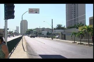 BRT deve entrar em funcionamento nos próximos dias em Uberaba - Mudanças no tráfego na Avenida Leopoldino de Oliveira ainda geram dúvidas.