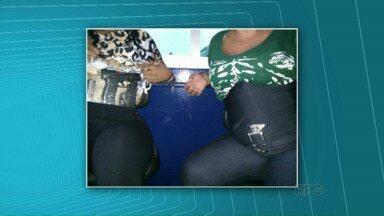 PRF prende mulheres com armas e munição - Elas estavam em um ônibus que saiu de Foz do Iguaçu e ia para Curitiba