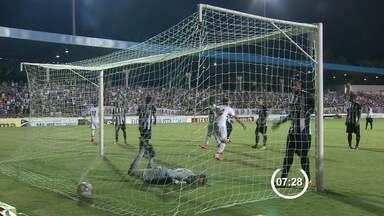 No Martins Pereira, São Paulo vence Atlético-MG e avança na Copinha - Tricolor fez 4 a 0 e passou para a semifinal do torneio.