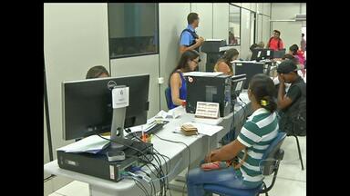 Ministério do Trabalho volta a emitir carteiras de trabalho em Santarém - Serviços foram retomados na terça-feira (20).