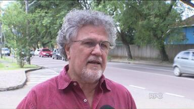Presidente do IPPUC comenta sobre plano diretor e nega previsão para início de rodízio - Sérgio Pires comentou que o rodízio de carros não tem data prevista para começar, e que o incentivo para transportes alternativos é o foco do plano diretor.
