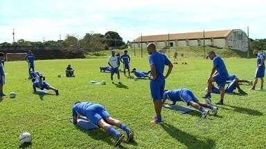 Costa Rica-MS se prepara para estreia na Série A do Campeonato Sul-Mato-Grossense - Costa Rica-MS se prepara para estreia na Série A do Campeonato Sul-Mato-Grossense