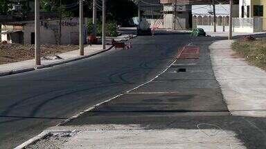 Calendário do ESTV: moradores de bairro de Cariacica pedem término de estrada - Saiba se o Governo do estado cumpriu o que prometeu.