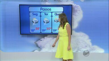 Confira a previsão do tempo no Sul de Minas para esta segunda-feira (26) - Confira a previsão do tempo no Sul de Minas para esta segunda-feira (26)