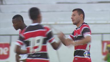 Anderson Aquino estreia com pé direito no Santa Cruz - Atacante entra no segundo tempo e marca o gol da vitória no amistoso contra o Campinense