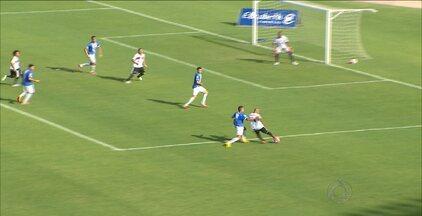 Santa Cruz de Santa Rita vence o Atlético-PB por 1 a 0 - Gol da partida foi marcado pelo lateral-direiro Alisson Cacheado. Partida foi válida pelo Campeonato Paraibano