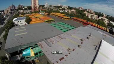 Ônibus não circularam hoje na capital - Veja esse e outros destaques do estado.