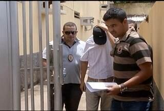 Taxista acusado de matar a esposa e ferir a sogra é preso em Montes Claros - De acordo com o delegado responsável pelo caso, ele confessou o crime e alegou legítima defesa.