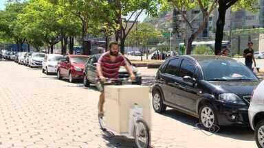 Carteira de Habilitação para motocicletas tem ganhado mais adeptos no ES - Detran divulgou lista com mais de 40 mil motoristas com carteira suspensa.