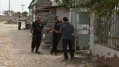 Três homens são assassinados em subestação da Coelce de Cascavel - Polícia acredita que funcionário matou dois e se matou em seguida.