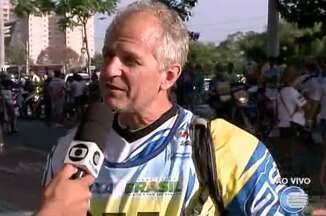 Participantes do Rally Piocerá estão ansiosos com prova - Participantes do Rally Piocerá estão ansiosos com prova