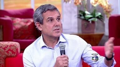José Roberto Guimarães comenta TPM das atletas da seleção brasileira de vôlei - 'É um momento particular e precisamos entender', diz o técnico