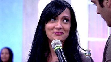 Da plateia, convidados do Encontro contam casos curiosos durante a TPM - Marcelo fala sobre dificuldade de lidar com mulher e duas filhas neste período