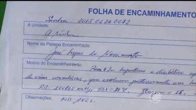 Pacientes encaminhados de hospitais do interior do Piauí estão voltando sem atendimento - Pacientes encaminhados de hospitais do interior do Piauí estão voltando sem atendimento