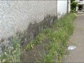 Blitz do MG: Falta de limpeza e segurança incomodam moradores de Ipatinga - O lixo acumulado também é motivo de reclamação pelos moradores.