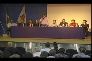 Lideranças se reúnem na Aciu e elaboram pedidos em Uberaba - Investimentos em gasoduto e aeroporto internacional estão em pauta. Presidente da Câmara garante reuniões periódicas para mensurar avanços.