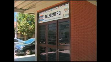 Telecentro é arrombado na Praia do Cassino, RS - Não há prazo para a reabertura do local.