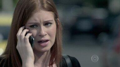 Isis revela plano de morte para Zé - Kelly encontra Cora e porteiro amordaçados e conta para a ruiva, que alerta o Comendador