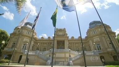 Paço Isabel encanta visitantes pela beleza e história - A visita acontece sempre no último sábado de cada mês e é preciso agendar com antecedência. O Paço Isabel abriga a sede do governo do estado do Rio de Janeiro, em Laranjeiras, na Zona Sul do Rio.