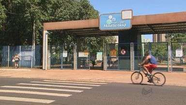 Parque Maurílio Biagi é reaberto em Ribeirão Preto - Local foi interditado há seis meses por infestação de carrapatos, que ainda persiste. Prefeitura garante que local está adequado à população.