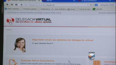 Delegacia Virtual é alternativa para registro de boletins de ocorrências no carnaval - Delegacia Virtual é alternativa para registro de boletins de ocorrências no carnaval