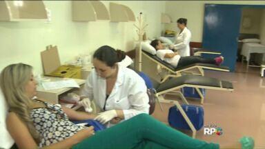 Hemepar faz campanha de carnaval para incentivar a doação de sangue - Nesse período, as doações diminuem cerca de 40%