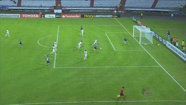 Corinthians empata com o Once Caldas e segue na Libertadores - Dois gols na partida disputada na Colômbia.