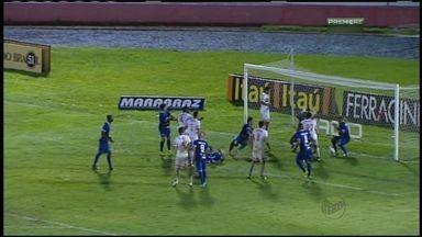 Botafogo-SP empata com São Bento - Equipe segue sem conseguir vencer em casa.