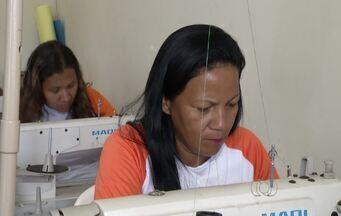 Moradores da região norte de Palmas oferecem cursos de corte e costura com o Senac - Moradores da região norte de Palmas oferecem cursos de corte e costura com o Senac