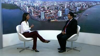 Presidente do BNB fala sobre crescimento do PIB e da economia em Sergipe - Presidente do BNB fala sobre crescimento do PIB e da economia em Sergipe.