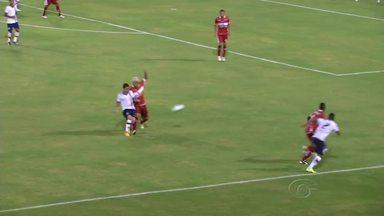 CRB deixa escapar vitória no último minuto - Galo empata com Bahia por 3 a 3.