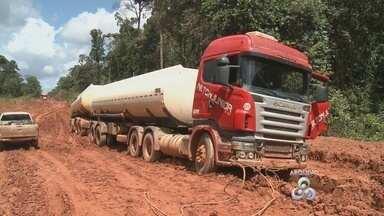 Governo Federal libera recursos para retomada em obras da BR-156 - Governo Federal libera recursos para retomada em obras da BR-156