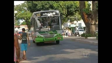 Rodoviários de Santarém paralisam por três horas nesta quinta-feira - Paralisação será das 14h às 17h. Categoria quer aumento no abono salarial de R$60 para R$120.