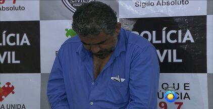 Golpista é preso em flagrante após denúncia em João Pessoa - O golpista usava documentos falsos para abrir contas e fazer saques.